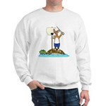 Corgi Sea Adventure Sweatshirt