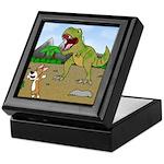 Corgi T-Rex Experience Keepsake Box