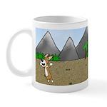 Corgi T-Rex Experience Mug