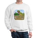 Corgi T-Rex Experience Sweatshirt