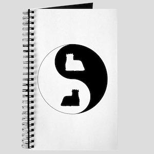 Yin Yang Yorkie Journal