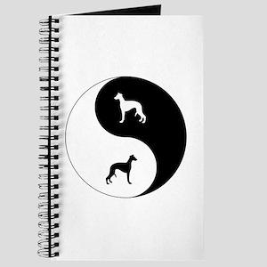 Yin Yang Whippet Journal
