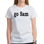 go Sam Women's T-Shirt
