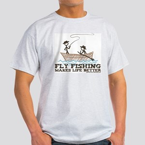Fly Fishing Life Light T-Shirt