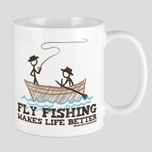 Fly Fishing Life Mug