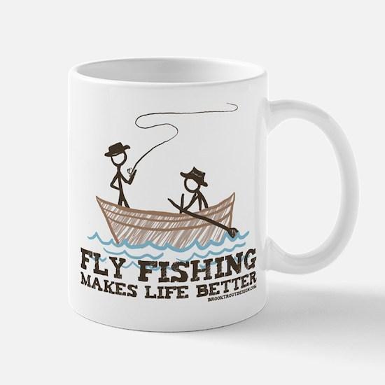 Fly Fishing Life Mug