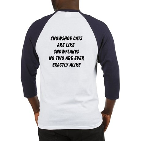 Baseball Jersey - Front Photo, Back Quote