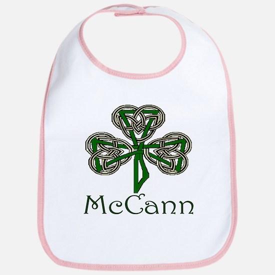 McCann Shamrock Bib