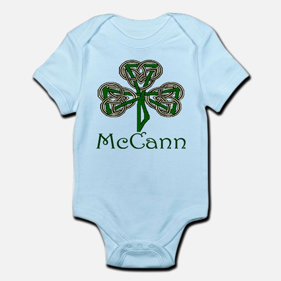 McCann Shamrock Infant Bodysuit