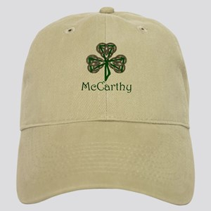 McCarthey Shamrock Cap