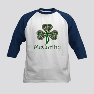 McCarthey Shamrock Kids Baseball Jersey