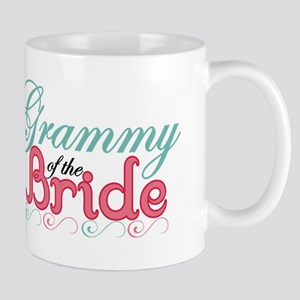 Grammy of the Bride Mug