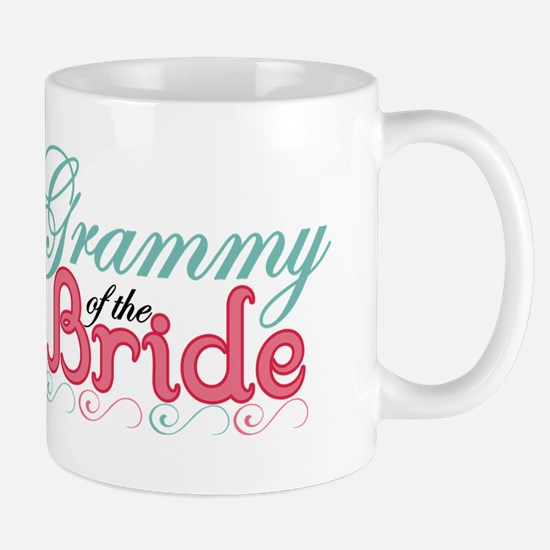 Grammy of the Bride Mug