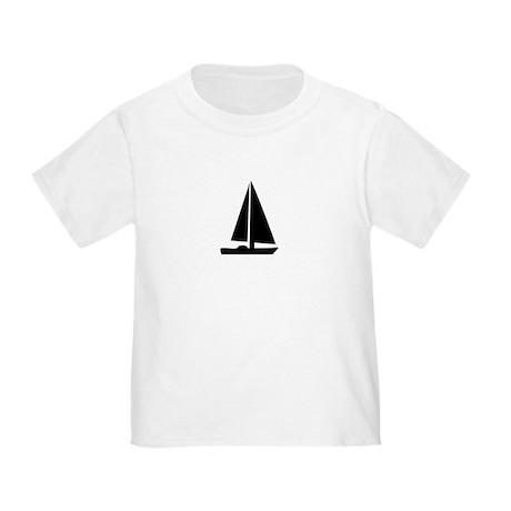 sail boat Toddler T-Shirt