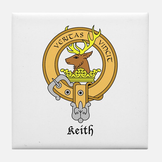 Keith Tile Coaster