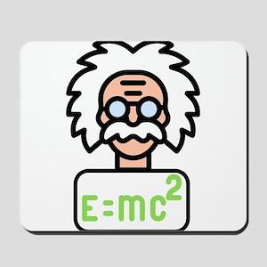 Einstein Mousepad