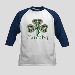 Murphy Shamrock Kids Baseball Jersey