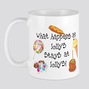 What Happens at Lolly's... Mug