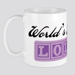 World's Greatest Lolly Mug