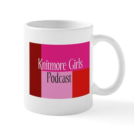 Large Knitmore logo Mug