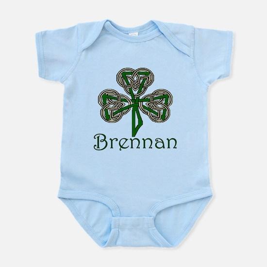 Brennan Shamrock Infant Bodysuit