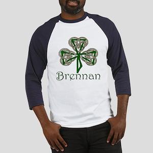 Brennan Shamrock Baseball Jersey