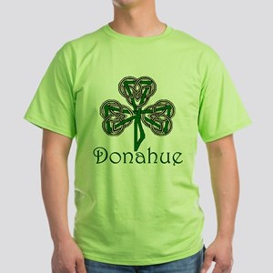 Donahue Shamrock Green T-Shirt