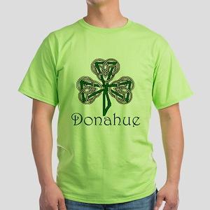 Donahue Shamrock Green T-Shirt