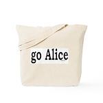 go Alice Tote Bag