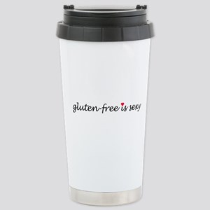 Gluten-Free Is Sexy Travel Mug