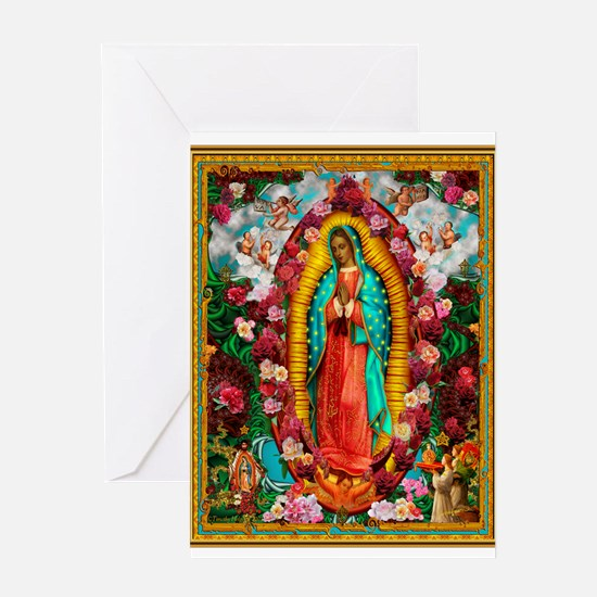 Our Lady of Guadalupe Greeting Cards