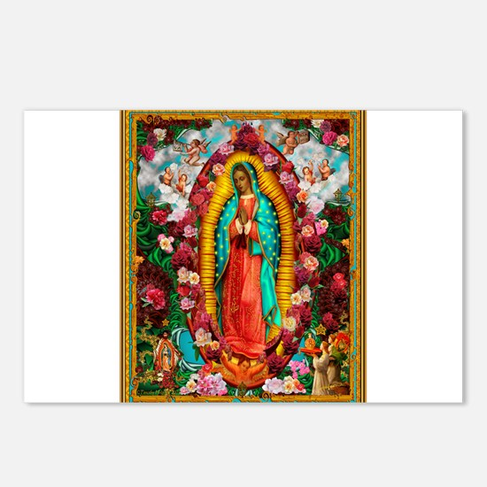 Cute Religion and beliefs catholic Postcards (Package of 8)