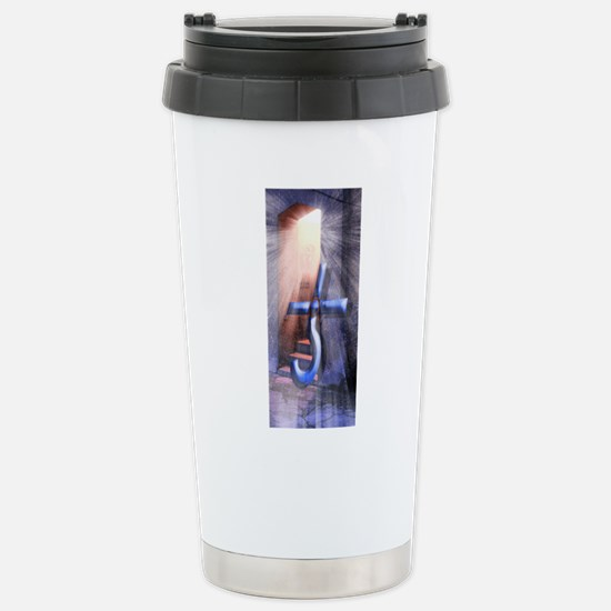 Blue Oyster Cult Stainless Steel Travel Mug