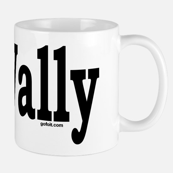 go Wally Mug