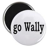 go Wally Magnet