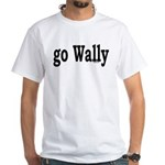 go Wally White T-Shirt