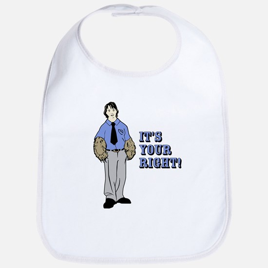 Right to Bear Arms Bib