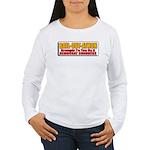 Bail-Out-Athon Women's Long Sleeve T-Shirt