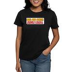 Bail-Out-Athon Women's Dark T-Shirt