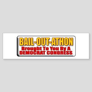 Bail-Out-Athon Bumper Sticker