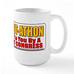 Bail-Out-Athon Large Mug