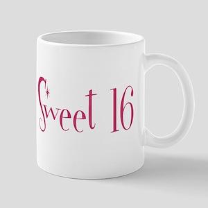 Nicole's Sweet 16 Mug