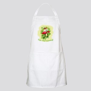 Top O'the Morning Vintage Irish BBQ Apron