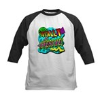 Totally Awesome! Kids Baseball Jersey