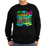 Totally Awesome! Sweatshirt (dark)