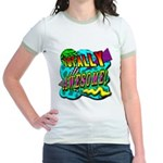 Totally Awesome! Jr. Ringer T-Shirt