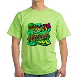 Totally Awesome! Green T-Shirt