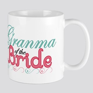 Granma of the Bride Mug