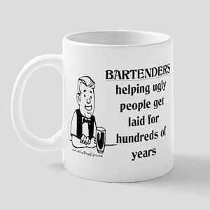 Bartenders Laid Mug
