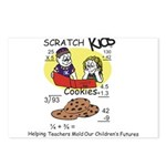 Scratch Kids Posters and Gift Postcards (Package o